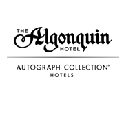 The Algonquin Hotel Times Square, Autograph Collection Logo