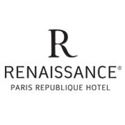 Renaissance Paris Republique Hotel Logo