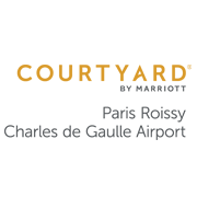 Courtyard Paris Roissy Charles De Gaulle Airport Hotel Logo