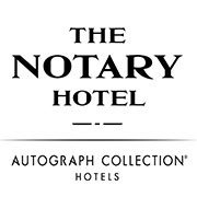 THE NOTARY HOTEL, AUTOGRAPH COLLECTION Logo