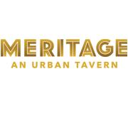 MERITAGE - an urban tavern Logo