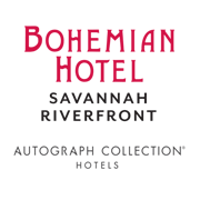 The Bohemian Hotel Savannah Riverfront, Autograph Collection Logo