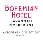 The Bohemian Hotel Savannah Riverfront, Autograph Collection Logo