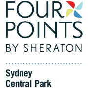 Four Points by Sheraton Sydney, Central Park Logo