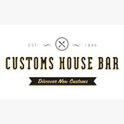 Customs House Bar - Gastropub Logo