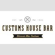 Customs House Bar - Gastropub Logo