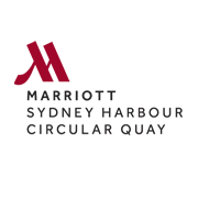 Sydney Harbour Marriott Hotel at Circular Quay Logo