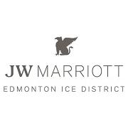 JW Marriott Edmonton ICE District Logo