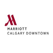 Calgary Marriott Downtown Hotel Logo