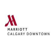 Calgary Marriott Downtown Hotel Logo