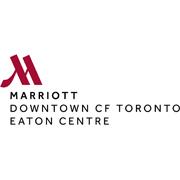 Marriott Downtown at CF Toronto Eaton Centre Logo