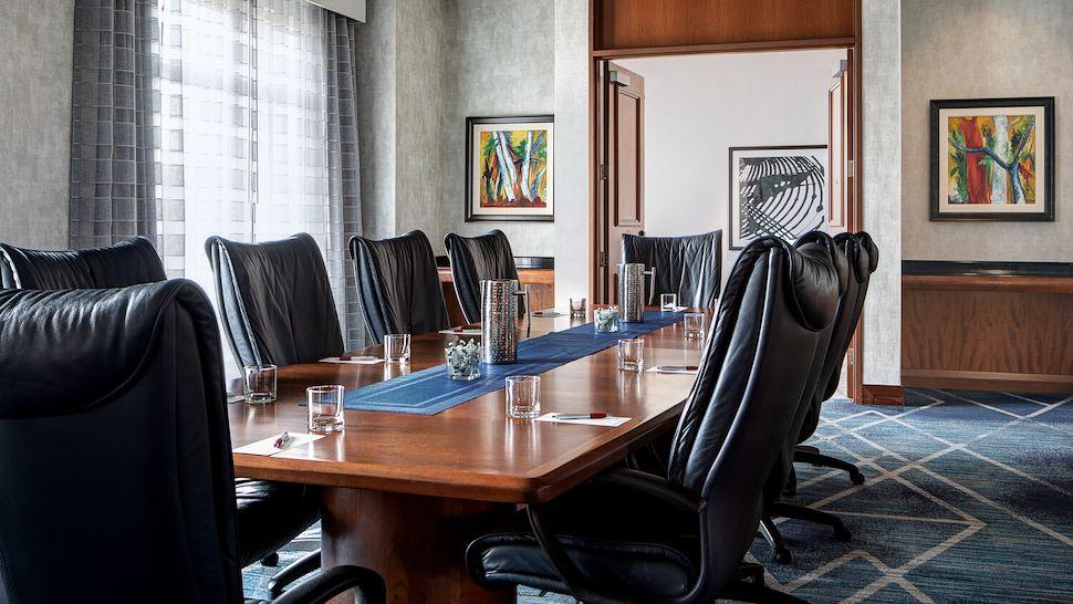 Conroe Conference Room