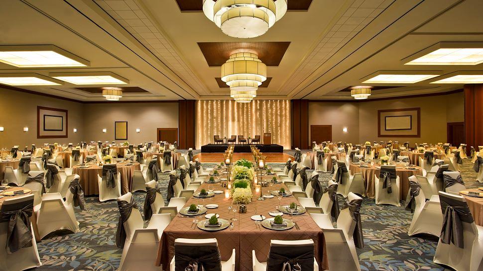Azalea Ballroom - Banquet Setup