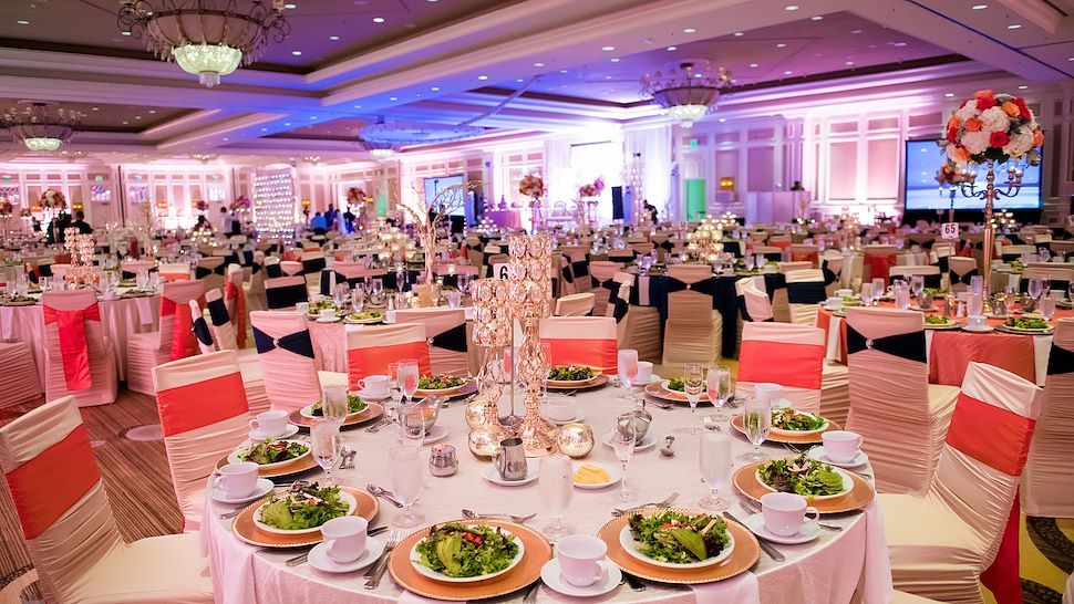 Sugar Land Ballroom Wedding