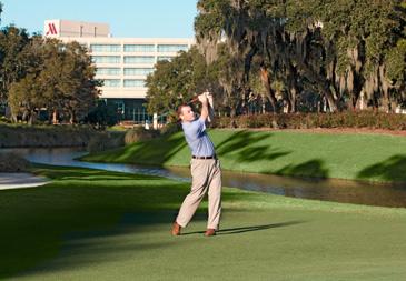 Ponte Vedra golf course