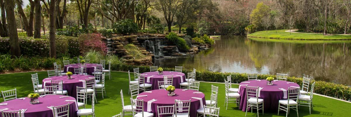 Jacksonville Beach luxury wedding venue