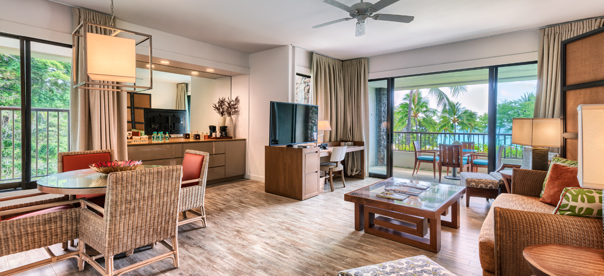 Luxury Hotel Suites Hawaii Mauna Kea Beach Hotel