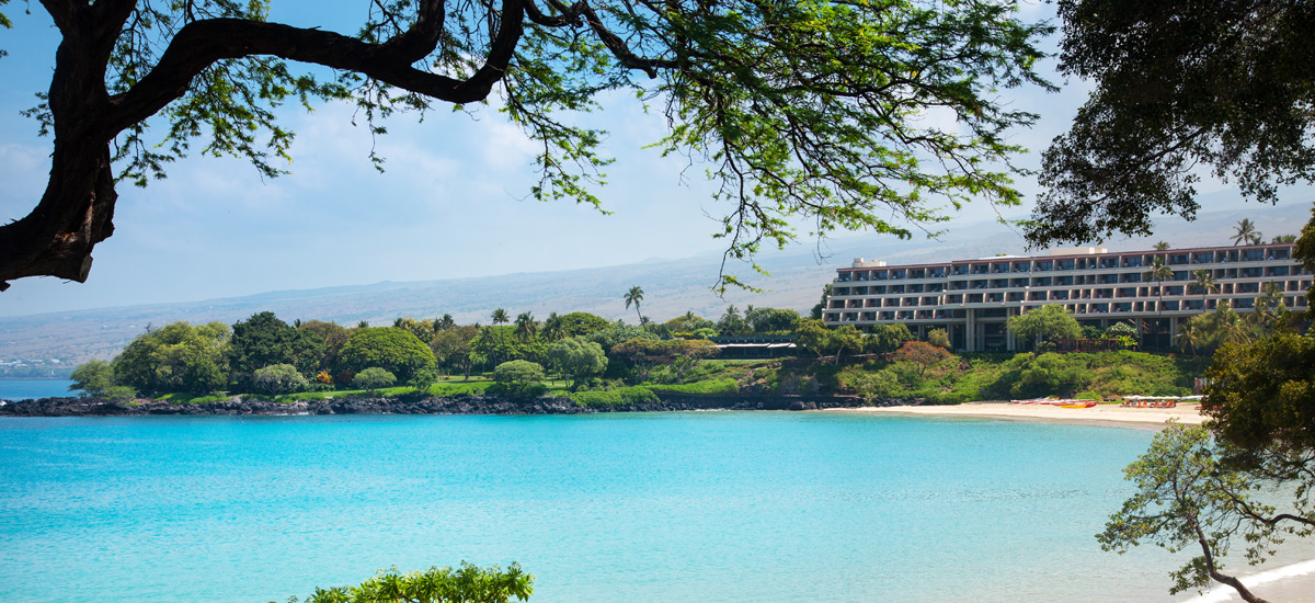 Big Island Hawaii Resort Kohala Mauna Kea Beach Hotel