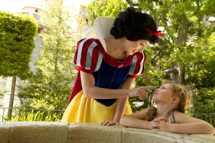 Disneyland Snow White