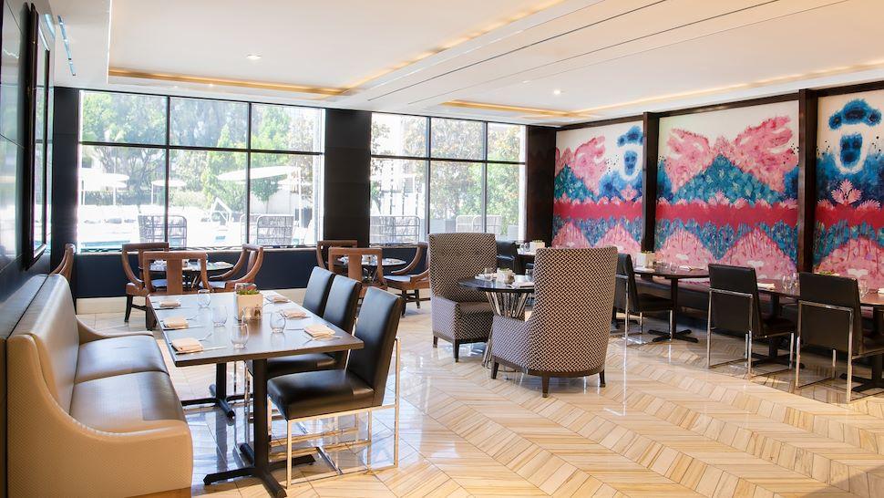 theGREATROOM Restaurant - Breakfast Area