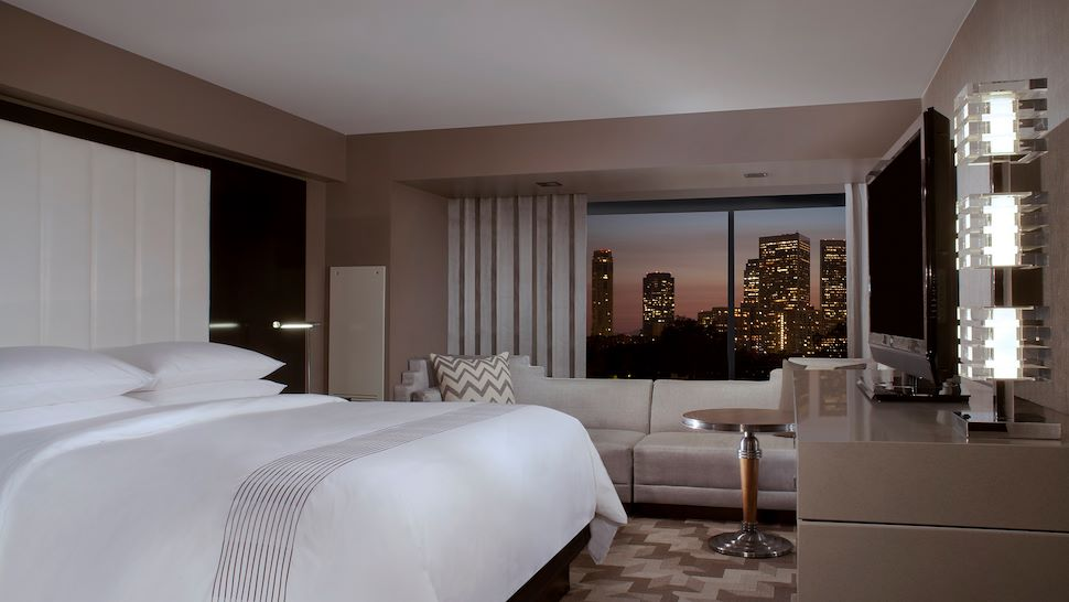 King Room - Century City View