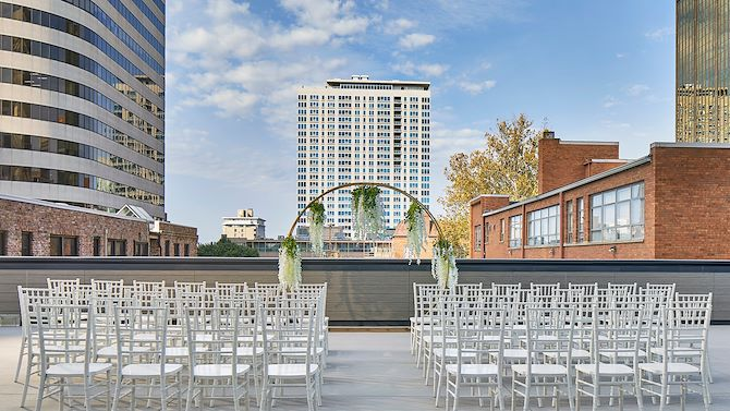 Wedding Rooftop