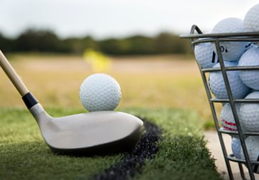 Golf course in Queens