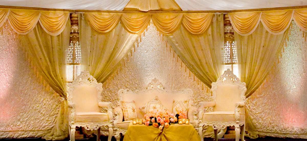 Indian wedding venue in Queens
