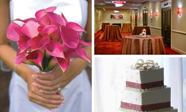 Queens hotel wedding
