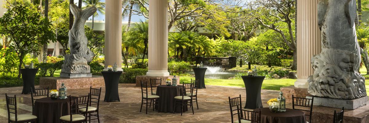 Event venue Kaua'i hotel.