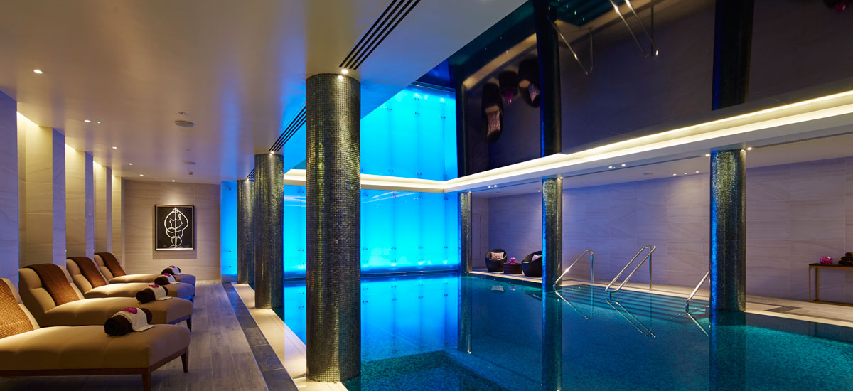 The Club at Park Lane - Pool and Steam Room
