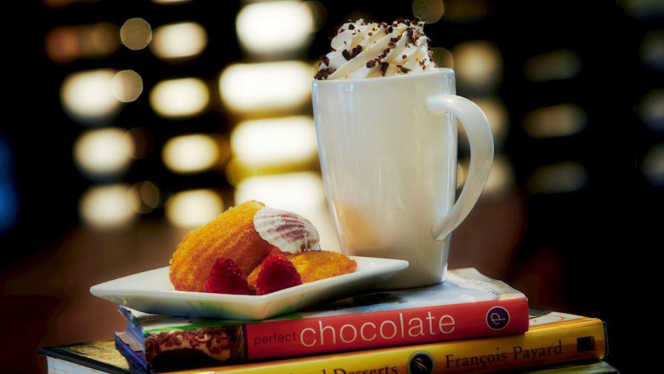 Chocolate Hazelnut Pot de Crème