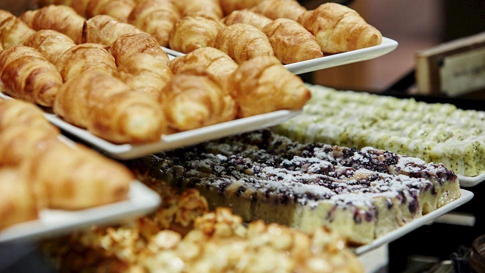 Marina Kitchen - Breakfast Buffet Pastries