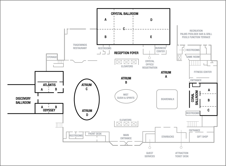 meeting room floor plan