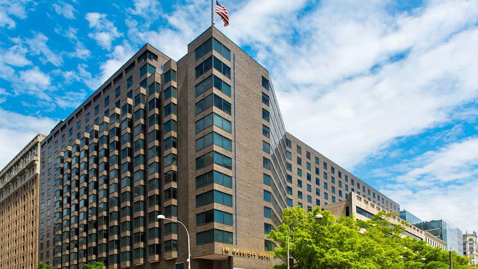 JW Marriott Washington, DC Exterior