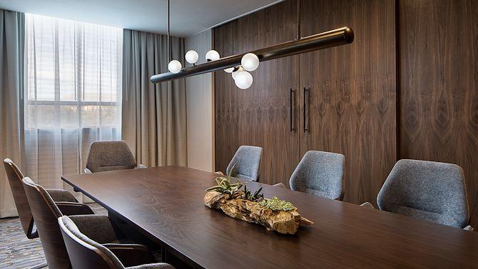 prairie boardroom