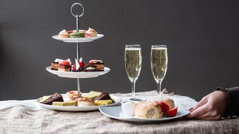 The Royal High Tea - Melbourne Marriott