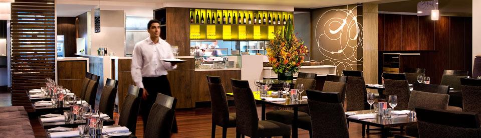 Bar and restaurant Melbourne.