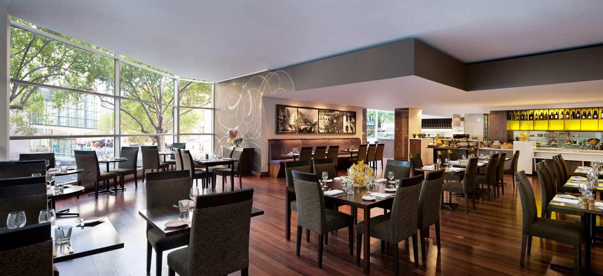 Restaurants Melbourne CBD.