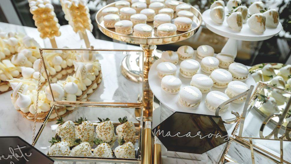Wedding Day Sweet Treats