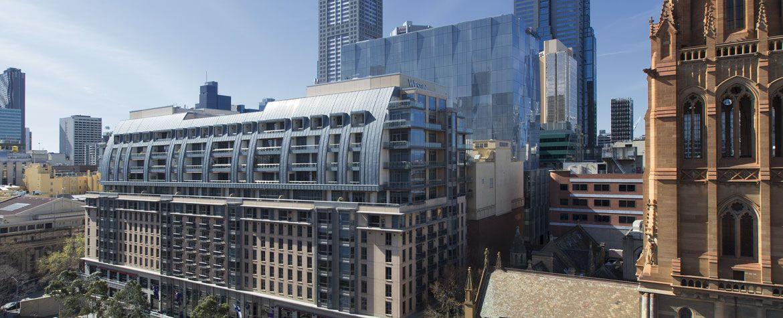 Westin Melbourne External Hotel Photo