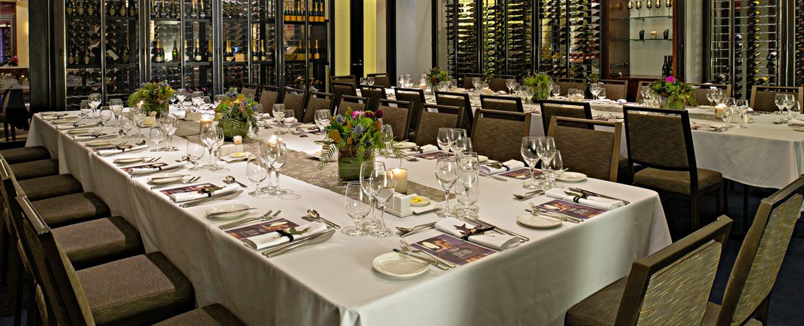 Wine Room Private Dining