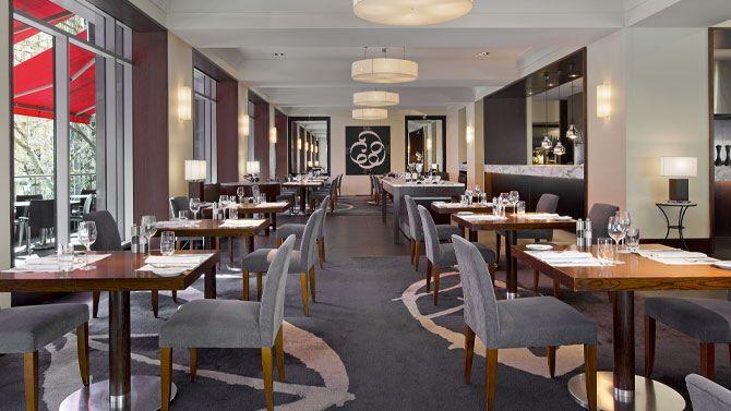 The Allegro Restaurant length view