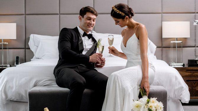Wedding Night Accommodation at Westin Melbourne