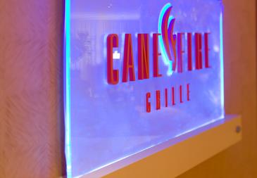 Cane Fire Grille Miami, FL.