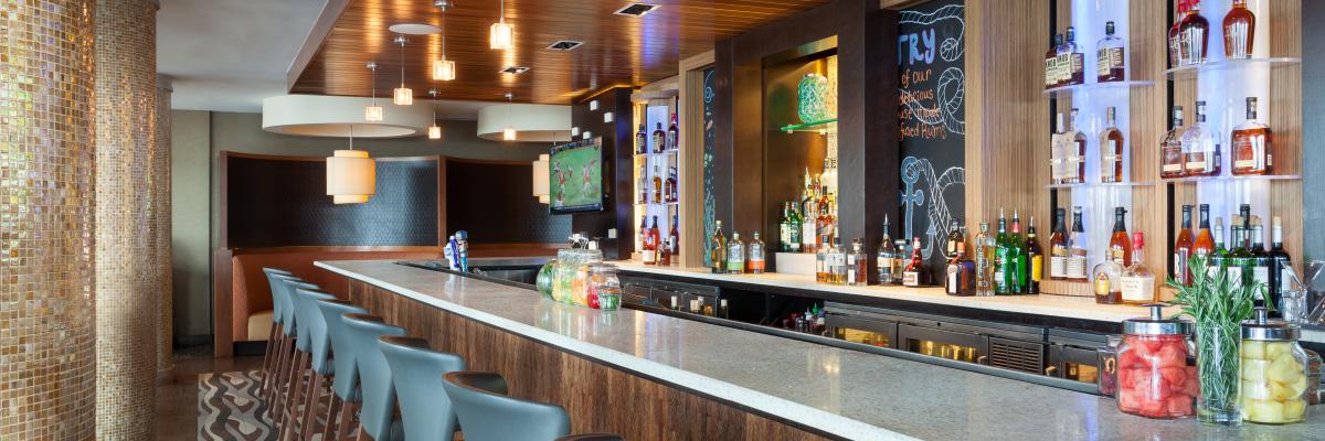 Catch Grill & Bar menus.