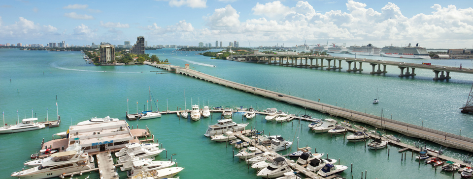 Hotels near Port of Miami.