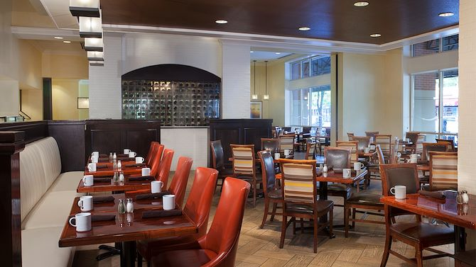What dining options are available on property?