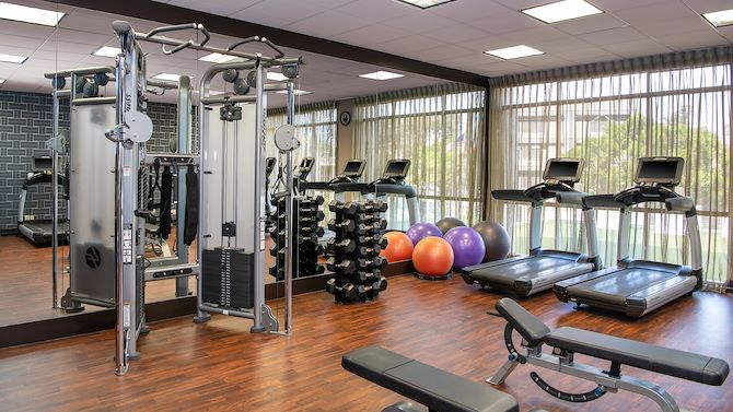 Do you have a fitness center?<br>