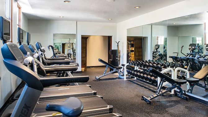 Do you have a fitness center?